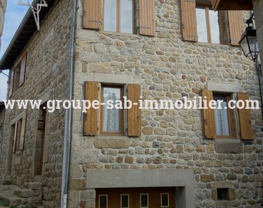 Sale House 5 rooms 85m² Saint Martin de Valamas - photo