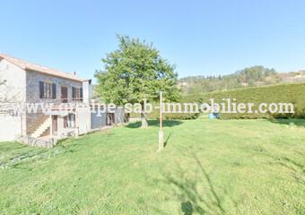 Vente Maison 160m² Les Ollières-sur-Eyrieux (07360) - Photo 1