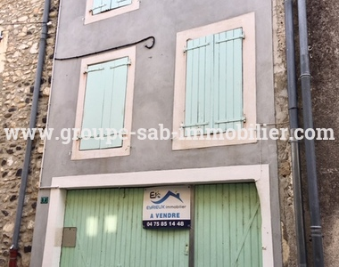 Sale House 3 rooms 60m² Meysse (07400) - photo