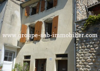 Sale House 102m² Beauchastel (07800) - photo