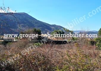 Sale Land 1 770m² Dunieres-Sur-Eyrieux (07360) - photo
