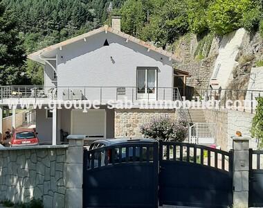 Sale House 9 rooms 170m² Le Cheylard (07160) - photo