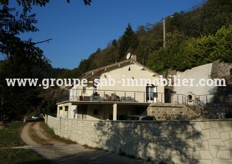 Sale House 9 rooms 170m² Le Cheylard (07160) - photo