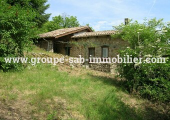 Sale House 4 rooms 80m² VALLEE DE L'EYRIEUX - Photo 1