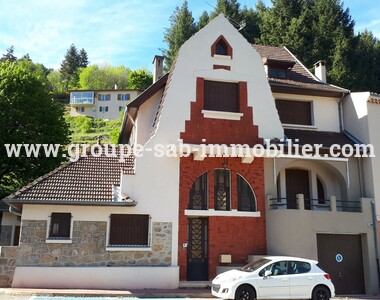 Vente Maison 7 pièces 169m² Saint-Martin-de-Valamas (07310) - photo
