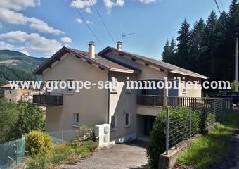 Vente Maison 7 pièces 179m² Le Cheylard (07160) - photo