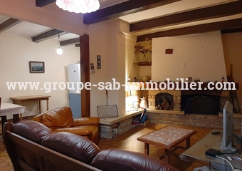 Sale House 3 rooms 93m² Saint-Fortunat-sur-Eyrieux (07360) - Photo 1