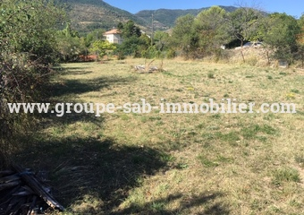 Sale Land 1 019m² Saint-Priest (07000) - photo