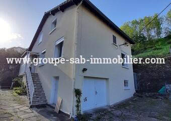 Vente Maison 6 pièces 135m² Le Cheylard (07160) - Photo 1