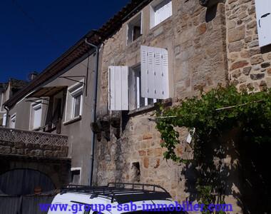 Vente Maison 1 pièce 61m² Les Ollières-sur-Eyrieux (07360) - photo