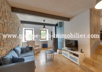 Sale House 5 rooms 130m² Baix (07210) - photo