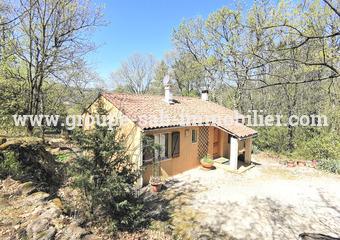 Vente Maison 4 pièces 75m² Les Vans (07140) - Photo 1