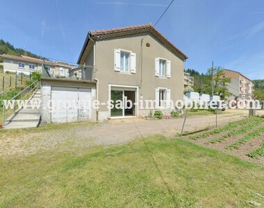 Sale House 4 rooms 84m² Le Cheylard (07160) - photo