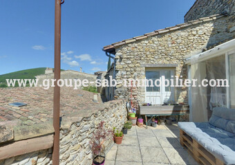 Sale House 2 rooms 50m² Mirmande (26270) - Photo 1