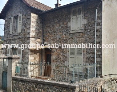 Sale House 6 rooms 125m² Saint-Sauveur-de-Montagut (07190) - photo