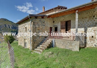 Sale House 4 rooms 75m² Arcens (07310) - photo