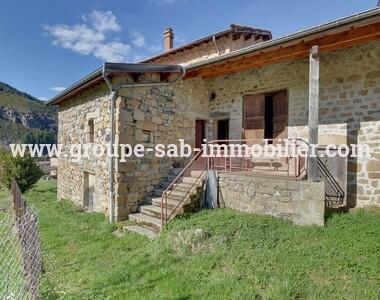Sale House 4 rooms 75m² Arcens (07310) - photo