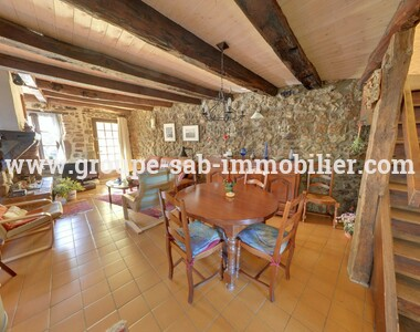 Sale House 5 rooms 80m² Toulaud (07130) - photo