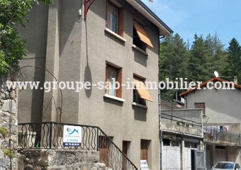 Sale House 6 rooms 109m² SAINT MARTIN DE VALAMAS - photo