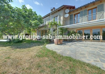 Sale House 9 rooms 280m² Alboussière (07440) - photo
