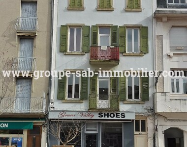 Sale Building 10 rooms 260m² LE CHEYLARD - photo