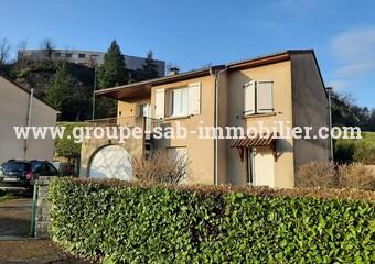 Sale House 5 rooms 100m² Le Cheylard (07160) - Photo 1