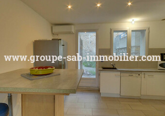 Vente Maison 70m² Saint-Fortunat-sur-Eyrieux (07360) - photo