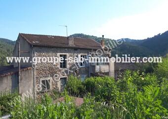 Sale House 10 rooms 200m² Les Ollières-sur-Eyrieux (07360) - photo