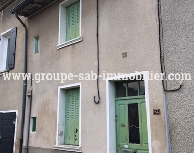 Sale House 5 rooms 106m² Baix (07210) - photo