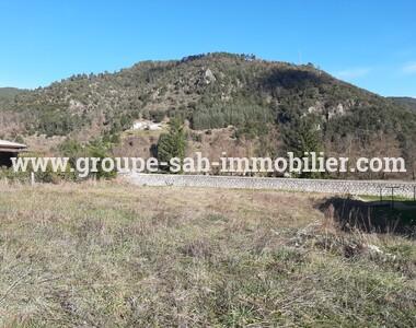 Sale Land 612m² Saint-Sauveur-de-Montagut (07190) - photo