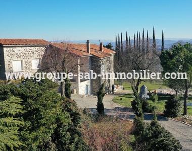 Sale House 6 rooms 200m² CENTRE ARDECHE - photo