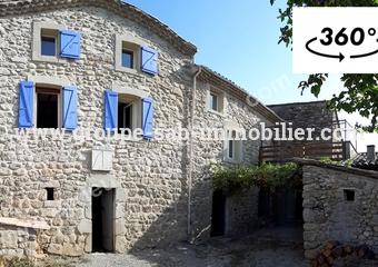 Sale House 6 rooms 130m² Saint-Fortunat-sur-Eyrieux (07360) - photo