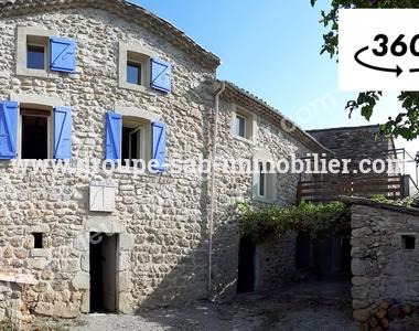 Vente Maison 6 pièces 130m² Saint-Fortunat-sur-Eyrieux (07360) - photo
