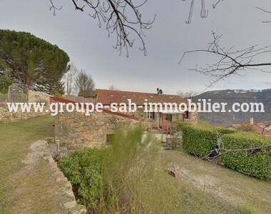 Vente Maison 8 pièces 182m² 10' SAINT SAUVEUR DE MONTAGUT - photo
