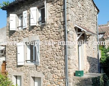 Vente Maison 2 pièces 33m² Dunieres-Sur-Eyrieux (07360) - photo