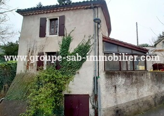 Sale House 6 rooms 145m² SAINT-FORTUNAT-SUR-EYRIEUX - photo