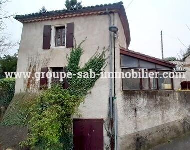 Sale House 6 rooms 145m² SAINT-FORTUNAT-SUR-EYRIEUX - photo