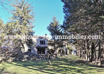 Sale House 5 rooms 120m² Uzer (07110) - Photo 1