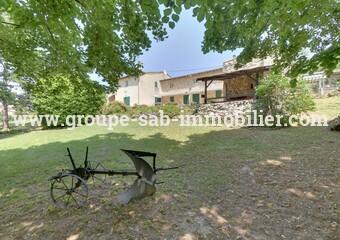 Vente Maison 8 pièces 204m² Saint-Péray (07130) - photo