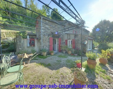 Vente Maison 5 pièces 110m² Les Ollières-sur-Eyrieux (07360) - photo