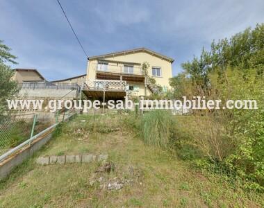 Vente Maison 6 pièces 127m² Saint-Sauveur-de-Montagut (07190) - photo