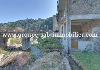 Sale House 6 rooms 106m² Saint-Martin-de-Valamas (07310) - Photo 1