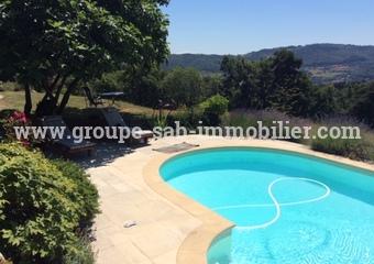 Sale House 9 rooms 280m² Alboussière (07440) - photo