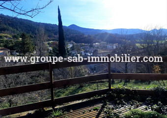 Sale House 8 rooms 190m² Puy-Saint-Martin (26450) - Photo 1