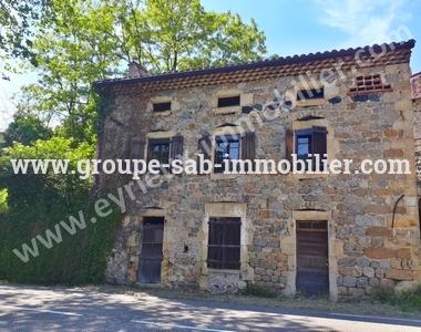 Sale House 5 rooms 95m² Les Ollières Sur Eyrieux - photo