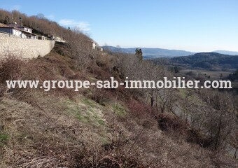 Vente Terrain 2 600m² Chalencon (07240) - photo