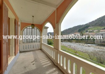 Sale House 9 rooms 162m² Saint-Sauveur-de-Montagut (07190) - Photo 1