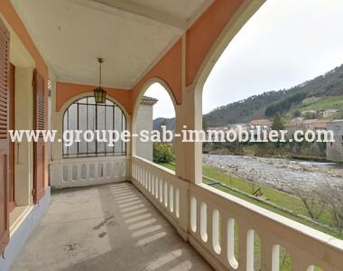 Sale House 9 rooms 162m² Saint-Sauveur-de-Montagut (07190) - photo