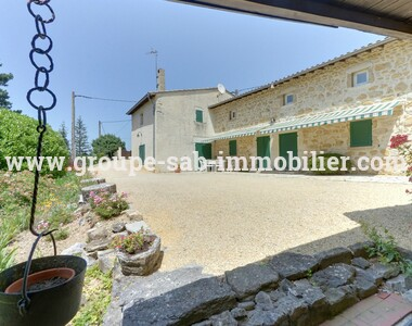 Sale House 8 rooms 204m² Saint-Péray (07130) - photo